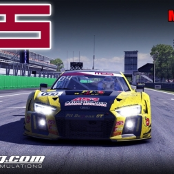 iRacing | #MES MundoGT Race 6 @ Monza - Audi LMS | Stint 1