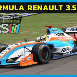 Project Cars - Formula Renault 3.5 V8 at Monza (PT-BR)