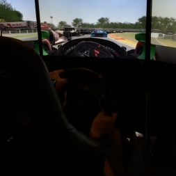 rFactor 2 - Indy Car -@ Road America -