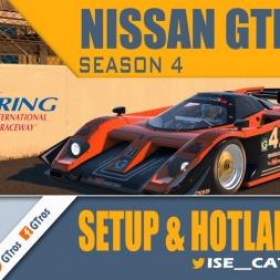 iRacing Nissan GTP ZX-T @ Sebring | Setup & Hotlap 1'48.556 | Season 4 - 2016
