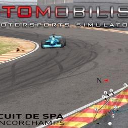 Automobilista | Formel V10 @Spa-Francorchamps