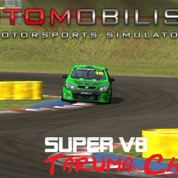 Automobilista Hotlap Super V8 @Taruma Chicane