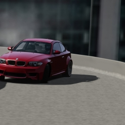 Parking Deck | BMW 1M | Assetto Corsa