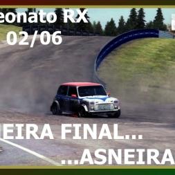 Dirt Rally - Campeonato RX - 02 - Primeira Final... Asneira... (PT-PT)