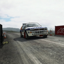 Dirt Rally Lancia Delta HF Integrale Pant Mawr Reverse TOP 25