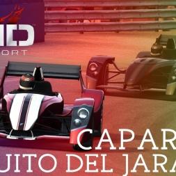Grid Autosport | BATTLE FOR 1ST - Circuito del Jarama - Caparo T1 - Short Race