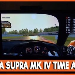 ★ Assetto Corsa - Toyota Supra MK IV Time Attack