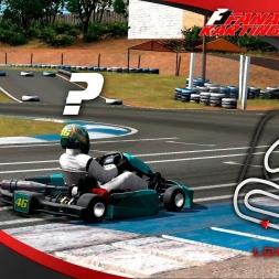 Automobilista Kart GX390 Race Londrina 2 Reverse Gear!!! Hotlap 43'1