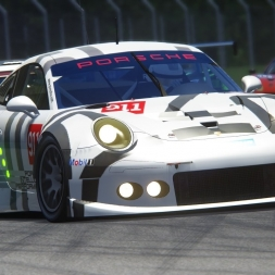 Assetto Corsa - GT3 Race - Imola - Graphics mod 2k