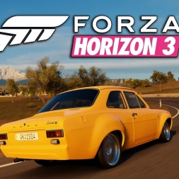 Forza Horizon 3 | Street Race | 1973 Ford Escort RS 1600