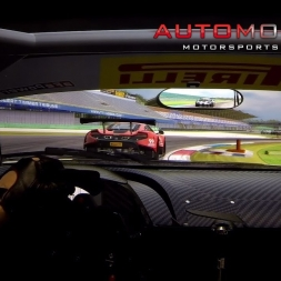 Audi R8 LMS @TT Circuit Assen. Automobilista. AccuForce. Triple Screens.