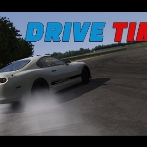 Drive Time Episode 2: Super Sideways Supra