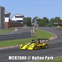MCR2000 @ Oulton Park - Automobilista 60FPS