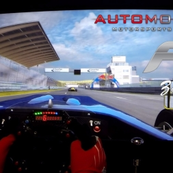 F3 @Zandvoort. Automobilista. AccuForce. Triple Screens.