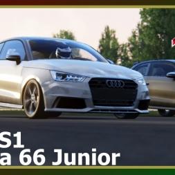 Assetto Corsa - Audi S1 - Monza 66 Junior