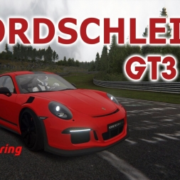 Porsche 911 GT3 RS - Assetto Corsa - Nordschleife