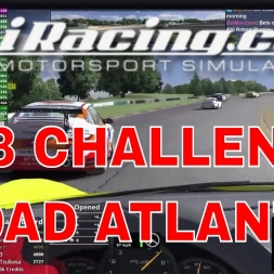 iRacing Official GT3 Challenge Series from Road Atlanta