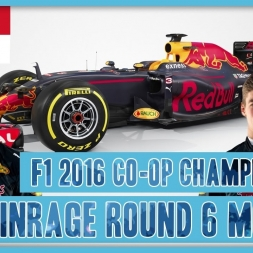 TwinRaGe Youtube Co-op Championship F1 2016 - Round 6 Monaco