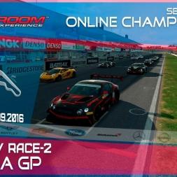 RaceRoom | GTR3/S1: Online Championship`16 (R4/Race-2 Suzuka GP)