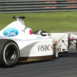 Assetto Corsa 1.8.1 F1-1998 (Race  Monza)
