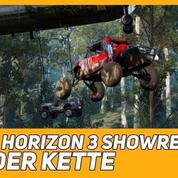 Forza Horizon 3 - Showrennen - Von der Kette