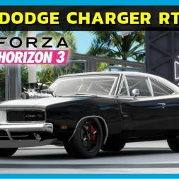 Forza Horizon 3 PC - Dodge Charger RT Bodykit (PT-BR)