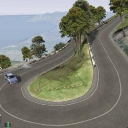 Assetto Corsa Monte Erice Test