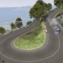 Assetto Corsa Monte Erice Downhill