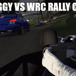 KUTCH 2KSL BUGGY VS WRC RALLY CARS | Assetto Corsa [Oculus Rift CV1 + T300RS]