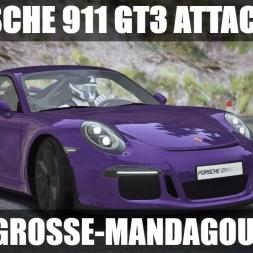 Porsche 911 GT3 @ Peyregrosse-Mandagout  | Assetto Corsa [Oculus Rift CV1 + T300RS]