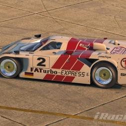 iRacing Kamel GT Series at Sebring: Nissan ZX-Turbo