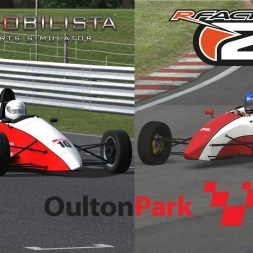 Automobilista VS. rFactor 2 @ Oulton Park Fosters - Formula Trainer/Formula Ford
