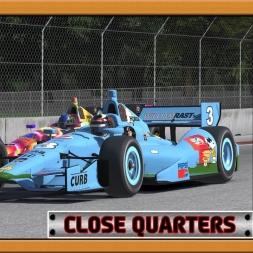 """iRacing: Close Quarters"" (Verizon IndyCar Series - 2016S4 - Round 3 - Road America)"