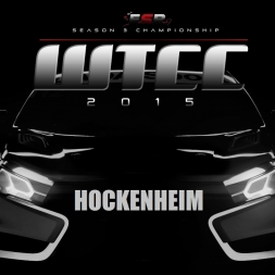RaceRoom | ESR Championship Round 3 WTCC 2015 @ Hockenheim