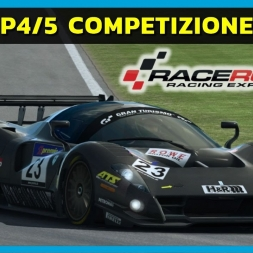 Raceroom - P4/5 Competizione at Hockenheim (PT-BR)