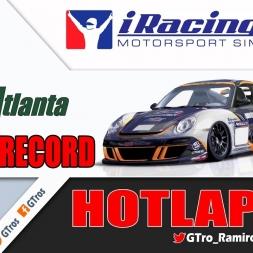 iRacing RUF GT3 Challenge @ Road Atlanta | Hotlap World Record 1'19.525 | Season 4 - 2016