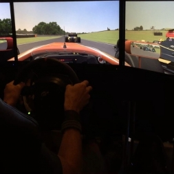 rFactor 2 - Formula Renault 3.5 -@ Oulton Park -