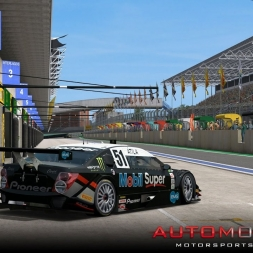 Desastre en Interlagos - Automobilista - Racingclub.es  Stock Car V8  - Interlagos SP