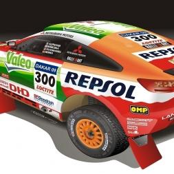 Colin McRae Rally 2 [Mitsubishi Racing Lancer - Kenya 2] [PC GamePlay]