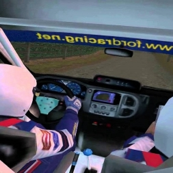 Colin McRae Rally 3 [Ford WRC Replica Transit Van -  Greece Rally] [PC GamePlay]