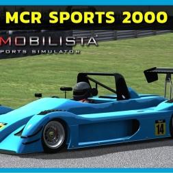 Automobilista Beta - MCR SPORTS 2000 at Oulton Park (PT-BR)