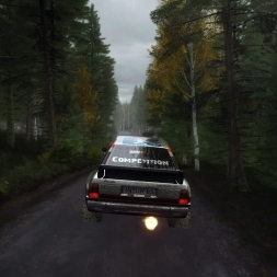 "DIRT RALLY-Testando ""RFPE Project 0.2"" Audi Quattro Group B (PT)"