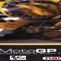 MotoGP 2 [Yamaha YZR 500 - Rio - Brazil] [PC GamePlay]