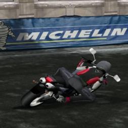 Super-Bikes Riding Challenge [Yamaha FZ6 - London] [PC GamePlay]