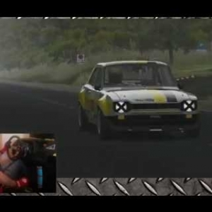 Assetto Corsa - Monte Erice 0.85 - Escort RS1600 [Oculus]