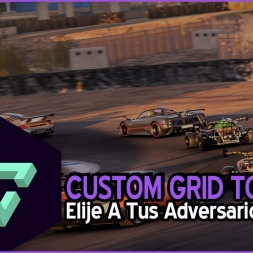 PROJECT CARS | CUSTOM GRID TOOL |  ELIJE A TUS ADVERSARIOS | - ESPAÑOL HD -