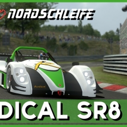 "★Nordschleife - Assetto Corsa - Radical SR8 RX ""Episode 4"""