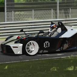 Assetto Corsa 1.8.1 KTM X-Bow RR