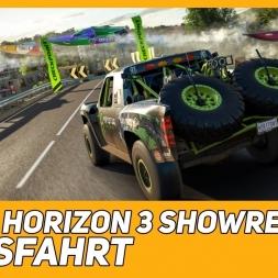 Forza Horizon 3 - Showrennen - Flussfahrt