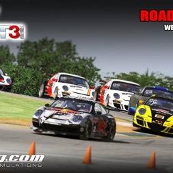 iRacing | RUF GT3 Challenge @ Road Atlanta | Full Race
